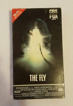 The Fly (VHS, 1986) Jeff Goldblum, Geena Davis in DVDs & Movies, VHS Tapes | eBay