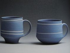 #teacuphandles Lucie Rie for Wedgewood