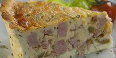 Ingredientes  400 g de ricota passada na peneira 5 ovos Sal epimentaa gosto 1/2 xícara (chá) e 2colheres(sopa) de queijo parmesão ralado 2