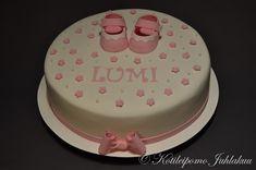 Lumin ristiäiskakku Birthday Cake, Baby Shower, Desserts, Food, Babyshower, Tailgate Desserts, Deserts, Birthday Cakes, Essen