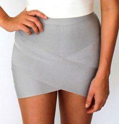 36158c86bd Combina tus Corsets con estas fantásticas Faldas Bandage. Cómo Combinar