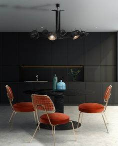Color feast: Use black in your dining room decor in 2018. Today we are going to show you how you can elevate your dining room decor using black, since as you might already know this is one of the biggest interior design trends for the upcoming year. So, before you clad your entire dining room in…