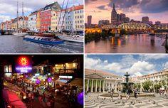 Οι 30 πιο φιλικές πόλεις στον κόσμο