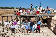 Jordan Museum meeting opens door for saving La Sierra dig site