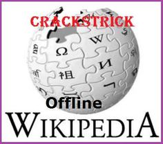 How to access Wikipedia Offline?