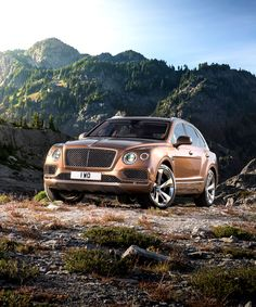 This SUV is not for your average soccer mom. The Bentley Bentayga is the world's fastest SUV, and goes from zero to 60 mph in four seconds. The model was unveiled at the IAA Frankfurt Auto Show and celebrated at the Breitling boutique in NYC this week.