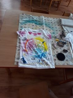 Kreativní textilní tvoření se SEVT v MŠ a ZŠ Dolany.