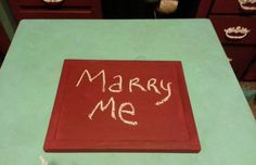 Check out this item in my Etsy shop https://www.etsy.com/listing/219686159/be-mine-sign-ask-her-to-marry-you