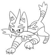 Coloring Pages Pokemon Sun And Moon Morning Kids Pokemon