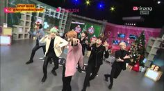 BTS dances to slow & sped up ver.  of I Need U & Dope!