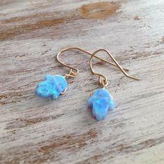 Check out this item in my Etsy shop https://www.etsy.com/il-en/listing/208555690/blue-opal-earrings-opal-earrings-hamsa