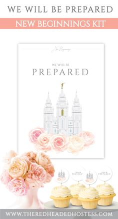 We Will Be Prepared - New Beginnings Young Women Kit - The Red Headed Hostess