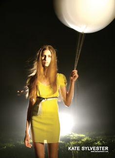 BLK - ads we loved - Kate Sylvester by Karen Inderbitzen-Waller Black Magazine, Balloons, Ads, Nice, Image, Dresses, Women, Fashion, Vestidos