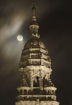 Catedral de Santiago de Compostela by Eva Martin Nebreda on 500px Camino Walk, The Camino, Moon Over Miami, Saint Jacques, Spain And Portugal, European History, Adventure Is Out There, Middle Ages, Empire State Building