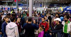 Alemanha reintroduz controles de fronteira diante de fluxo de refugiados