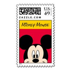 Design and Buy your own custom postage stamps online here. Choose one of our unique designs or make your own photo stamps, monogram postage stamps, personalized wedding postage stamps, or custom stamps for any event. Mickey Mouse Gifts, Mickey Mouse T Shirt, Mickey Mouse And Friends, Tumblr Stickers, Pop Stickers, Going Postal, Aesthetic Stickers, Custom Stamps, Printable Stickers