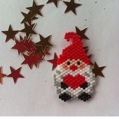 #noelmiyuki Je voulais publier ce lutin de Noël qui est l'œuvre de #gdg56. Inspiration pour mon prochain projet