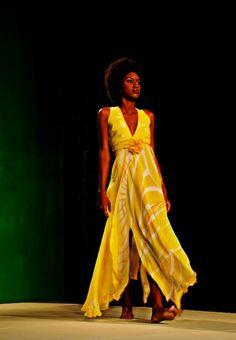 Caribbean Fashion week Jamaica Reggae, Ethnic Fashion, Womens Fashion, What Should I Wear, Shades Of Yellow, Spring Summer Fashion, Fashion Forward, Personal Style, Wrap Dress