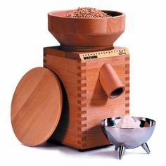 Amazon.com: Tribest Wolfgang Grain Mill: Kitchen & Dining
