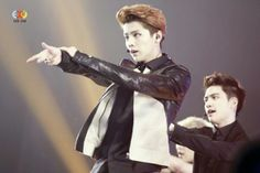 Luhan @ EXO Comeback Showcase in Shanghai 140511