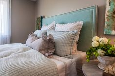 Parade Of Homes, Bedrooms, Throw Pillows, Toss Pillows, Cushions, Bedroom, Decorative Pillows, Decor Pillows, Dorm Rooms