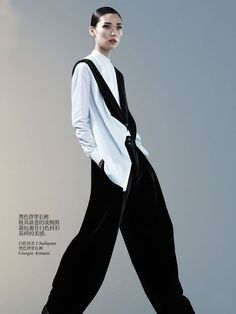 #TaoOkamoto by #JoshOlins for #VogueChina August 2013