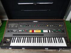 MATRIXSYNTH: YAMAHA CS60 8 Voice Polyphonic Synthesizer