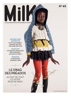 milk magazine.  mounds of inspiration.
