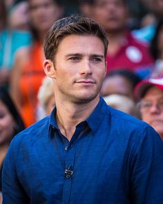 Scott Eastwood is seen at 'Good Morning America' on August 3 2016 in New York…