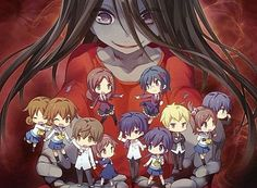 Corpse Party (as gory and trippy as it is, its still pretty AWESOME)