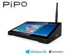 PiPo X9 Dual Boot Mini PC 2GB 32GB 8.9 Inch Intel Z3736F Quad Core