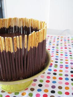 Torta Pocky de Marce