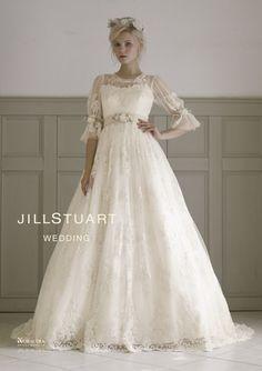 jill stuart wedding dress - Google 検索