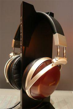 """Denon - AH-D5000 ,High End Headphones"" !... http://about.me/Samissomar"