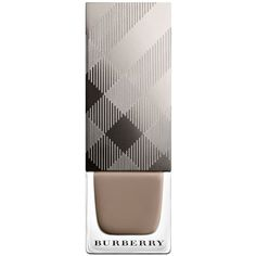Burberry Nail Polish ($22) ❤ liked on Polyvore featuring beauty products, nail care, nail polish, mink and burberry