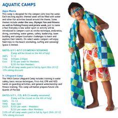 Aquatic Camps