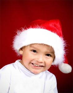 Top 10 Tips for Shy Kids Parents - Santa Cap