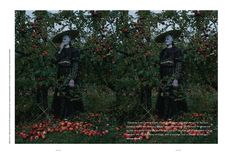 Walk In Fields Of Gold Photography: Tim Walker Styling: Jacob K Model: Melanie Gaydos