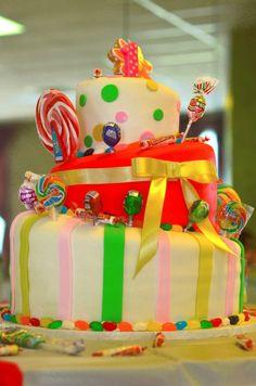 Camila's 1st Birthday Cake