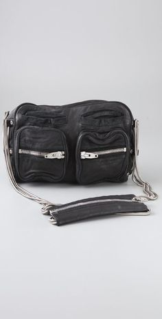 Alexander Wang Brenda Zip Chain Bag