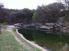 Growing Up Austin - Bull Creek - Austin Kids Hike