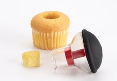 Just what we need for filling our cupcakes with sweet treats. www.facebook.com/CreativeCookware