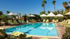 Four Seasons Hotel Los Angeles at Beverly Hills, Greater Los Angeles, California