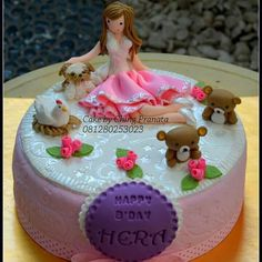 Cake by ching pranata