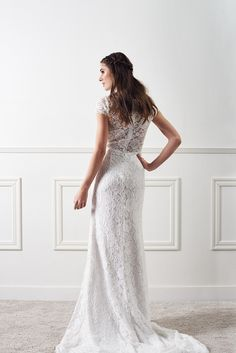 Anya Rose lace wedding gown from By Malina 2016 Wedding Collection