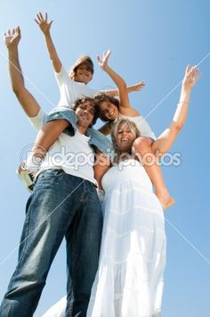 family pic ideas for Harpoles!