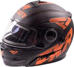 FXR - Fuel Modular Helmet With Electric Shield - MoreFreakinPower - 3