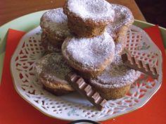 Facebook Twitter Google + WhatsApp Pinterest Buon pomeriggio amici, da qualche giorno giravano in rete dei muffin con cioccolato Kinder.,……io adoro il kinder è la prima cosa che ho cercato sul prontuario (insieme all'Estathè…) quando mi hann odiagnosticato la celiachia..!!! E perche non farli senza glutine??? I Kinder Muffin sono buonisismiiiii, non mi sarei mai …