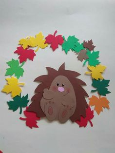 - Fall Crafts For Toddlers Fall Art Preschool, Fall Crafts For Toddlers, Toddler Crafts, Autumn Crafts, Autumn Art, Autumn Theme, Christmas Crafts, English Classroom Activities, Preschool Activities
