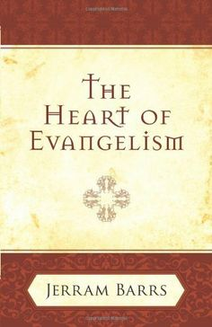 The Heart of Evangelism by Jerram Barrs, http://www.amazon.com/dp/1581347154/ref=cm_sw_r_pi_dp_r0jnrb1Y7V5AY
